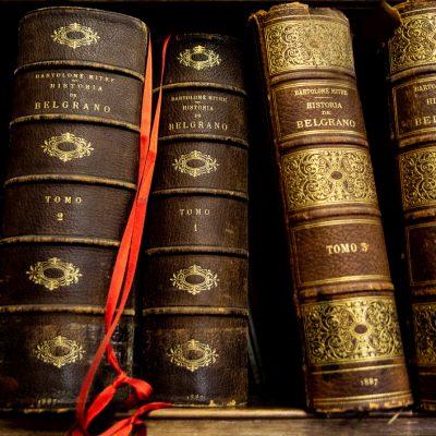 Restauración de libros y recuperación de documentos históricos